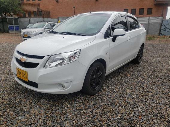 Chevrolet Sail Ltz 2015 Con Abs Y 2 Airbag