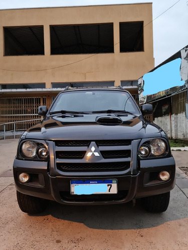 Imagem 1 de 8 de Pajero Sport Hpe 4x4 V6 3.5 Flex Gnv 2011