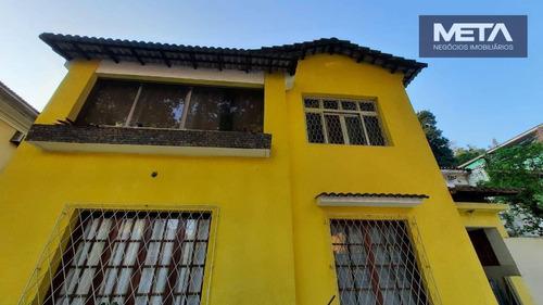 Casa À Venda - Vila Valqueire - Rio De Janeiro/rj - Ca0064