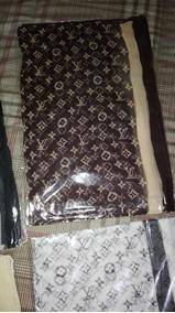 Louis Vuitton Pashmina Chalina Lv 158x55cms