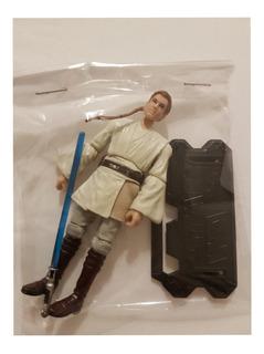 Muñeco Obi Wan Kenobi Ep.1 Nuevo Loose Con Base Y Sable