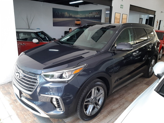 Hyundai Santa Fé Limited 2018