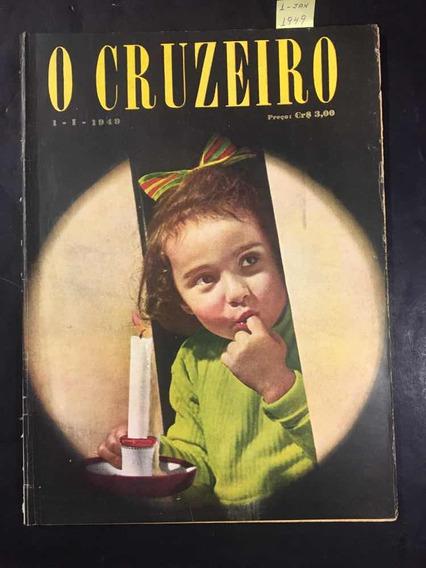 O Cruzeiro N°11 Dinah Silveira De Queiroz - 01/01/1949
