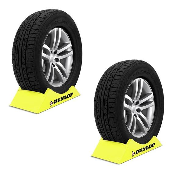 Kit 2 Pneu Aro 16 Dunlop Sp Sport Lm704 215/55r16 93v