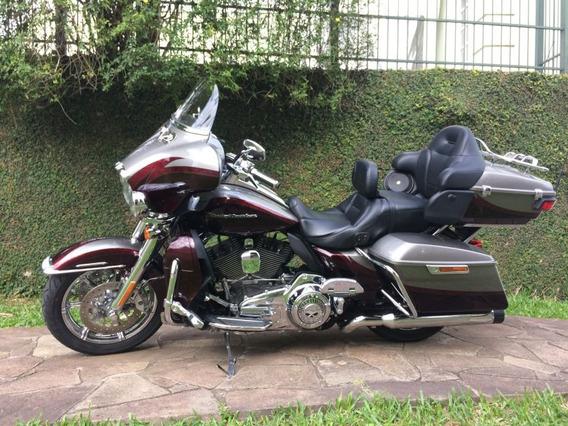 Harley Davidson Ultra Limited Cvo