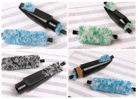 Escova Secadora Para Boquilha De Saxofone Barítono Unidade