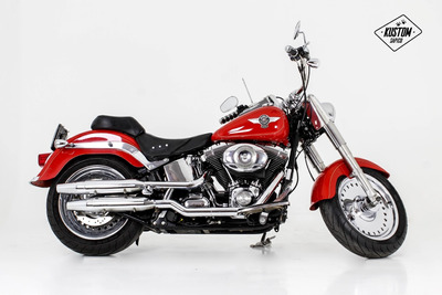 Harley Davidson Flstf Fat Boy Softail