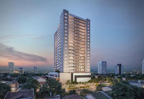 Apartamento À Venda, 102 M² Por R$ 926.000,00 - Tatuapé - São Paulo/sp - Ap6713
