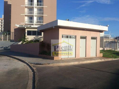 Imagem 1 de 19 de Apartamento  Residencial À Venda, Jardim Nova Hortolândia I, Hortolândia. - Ap0530