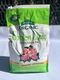 Abono Espoma Orgánico Garden Lime 3.06kg