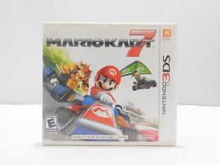 Mario Kart 7 - 3ds ¡fisico-usado!