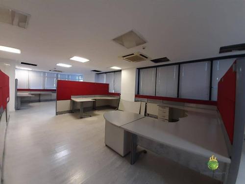 Sala Para Alugar, 250 M² Por R$ 14.000,00/mês - Rio Vermelho - Salvador/ba - Sa0103