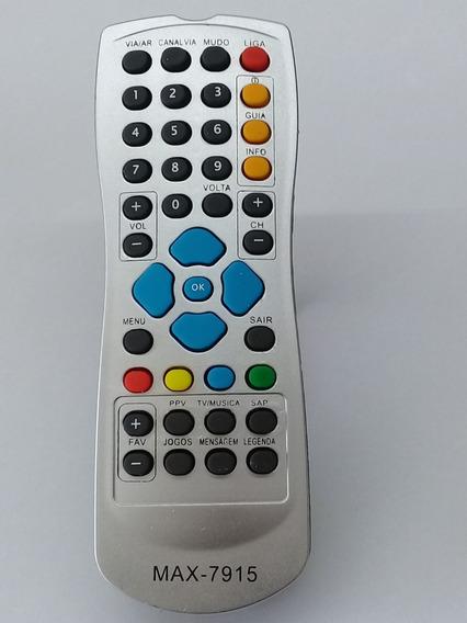 Controle Receptor Claro Tv