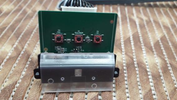 Placa Teclado Com Sensor Do Remoto Tcl L43s4900fs