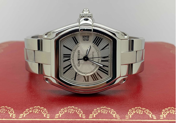 Relogio Cartier Roadster