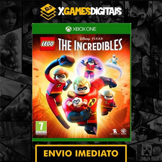 Lego Os Incríveis Xbox One Midia Digital + 1 Jogo Brinde