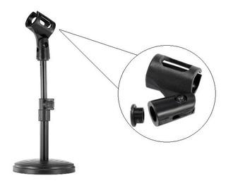 Mini Base P Micrófono Con Pinza Neewer Envío Gratis