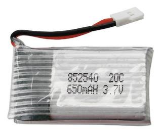 Bateria Lipo 650mah 1s 3.7v Syma X5c-1 X5sw X5sw-v3 Dron F