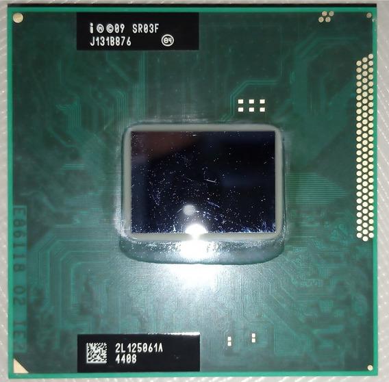 Processador Intel I7 2620m Sr03f 2.7ghz