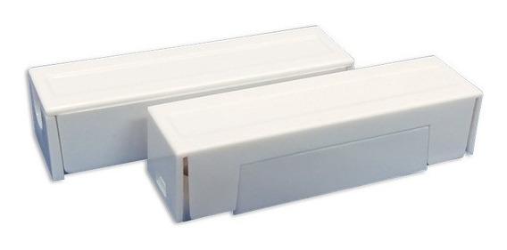 Sensor Magnetico Cableado Con Bornera Para Alarma X10 Unid