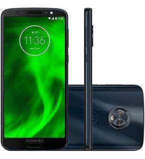 Smartphone Motorola Moto G6 Xt1925 3gb 32gb Preto Vitrine