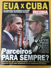 Revista História Em Foco Extra - Eua X Cuba