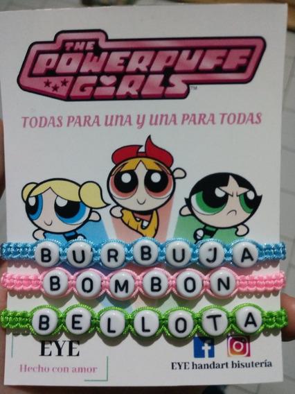 Pulseras Chicas Superpoderosas
