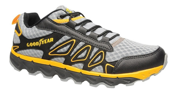 Zapatillas Goodyear Running Elastizadas Local Microcentro