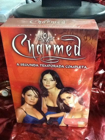 Dvd Charmed 2ª, 3ª, 6ª Temporadas