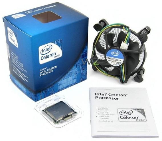 Computador Pc - Intel Celeron Hd 320gb 2gb Novo Garantia