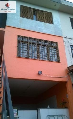 Casa A Venda No Bairro Jardim Peri Em São Paulo - Sp.  - Jv958-1