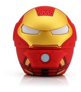 Parlante Bitty Boomers Marvel Iron Man