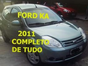Ford Ka 1.0 Tecno Flex 3p 2011