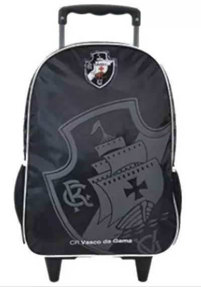 Vasco Mala Mochila De Rodinhas Infantil Escolar Xeryus 5900