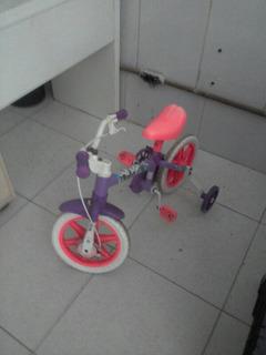 Bicicleta Aro 12 Calor Infantil