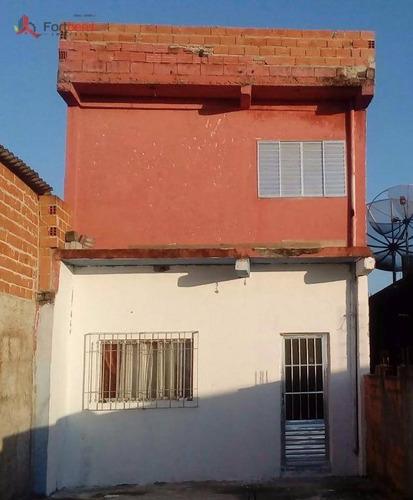 Sobrado Residencial Para Venda, Vila Josefina, Franco Da Rocha. - So0482