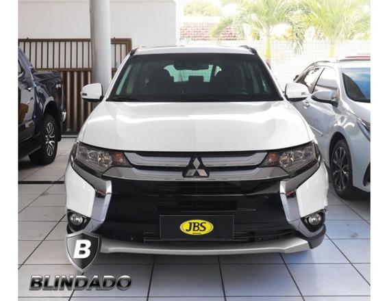 Outlander 2.2 4x4 16v Diesel 4p Automático 32455km