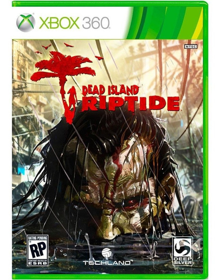 Jogo Novo Lacrado Dead Island Riptide Para Xbox 360 Ntsc