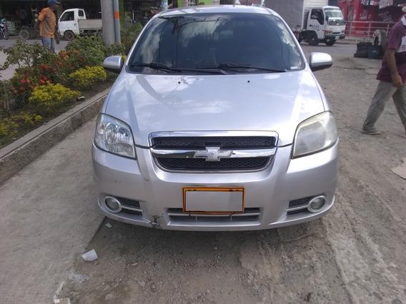 Aveo Emotion 1.6 16v Ltz - 5-puertas - 2012