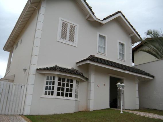 Casa Em Condominio Fechado Em Itatiba - Ca0454