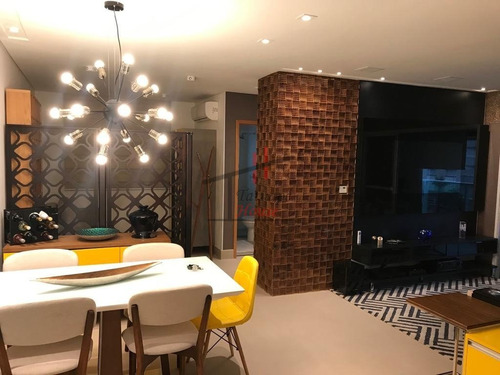 Imagem 1 de 15 de Apartamento - Jardim Analia Franco - Ref: 7375 - V-7375