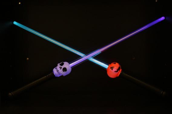 Espada Halloween Luminosa 65cm - Cotillon Halloween
