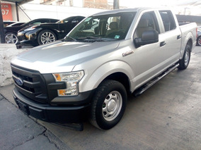 Ford F-150 3.5 Doble Cabina V6 4x2 At 2017