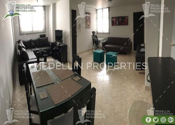 Arrendamientos De Apartamentos En Medellín Cód: 4666