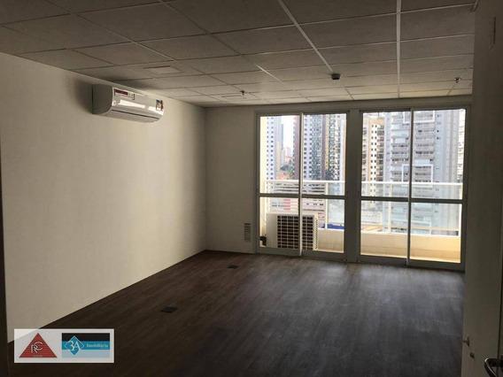Sala Para Alugar, 36 M² Por R$ 1.600/mês - Anália Franco - São Paulo/sp - Sa0532