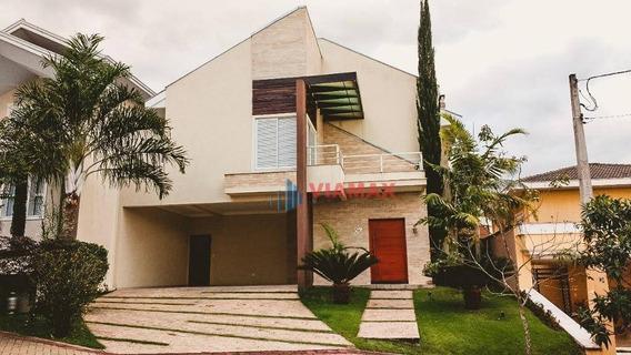 Casa Com 4 Dormitórios À Venda, 380 M² Por R$ 1.700.000,00 - Urbanova - São José Dos Campos/sp - Ca0665