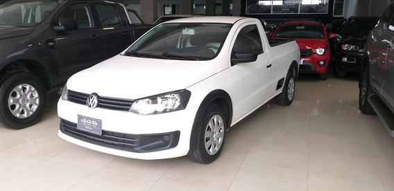 Volkswagen Saveiro 1.6 Cabina Simple Gnc