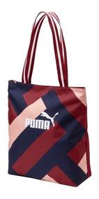 Bolsa Puma Core Shopper Vinho