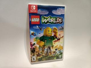 Lego Worlds Nintendo Switch Juegazo En The Next Level!!!