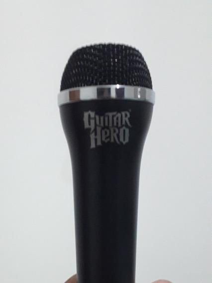 Microfone Original Do Guitar Hero Para Playstation